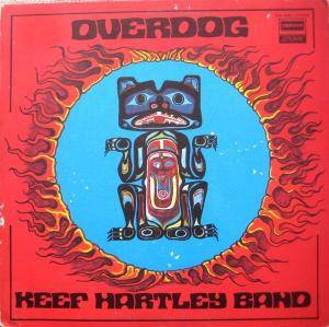 Keef Hartley Band: Overdog (LP) - Bild 1