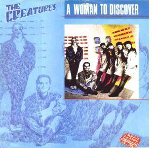 Cover - Creatures, The: Woman To Discover, A