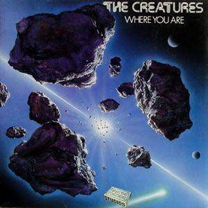 Cover - Creatures, The: Where You Are