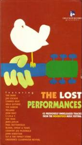Cover - Sly & The Family Stone: Woodstock - The Lost Performances