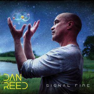 Dan Reed: Signal Fire - Cover