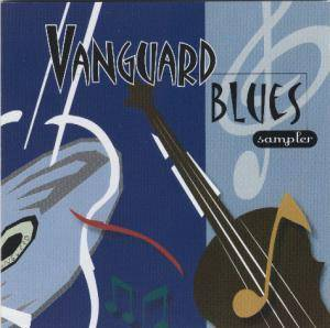 Vanguard Blues Sampler - Cover