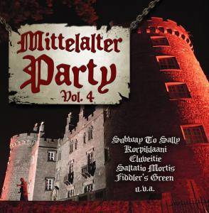 Cover - Ragnaröek: Mittelalter Party Vol. 4