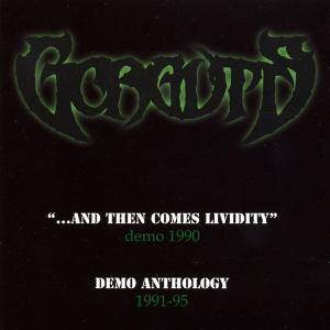 Cover - Gorguts: ...And Then Comes Lividity / Demo Anthology