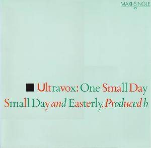 Ultravox: One Small Day - Cover