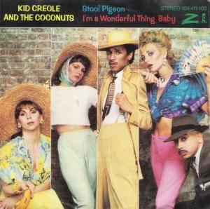 Kid Creole & The Coconuts: Stool Pigeon - Cover