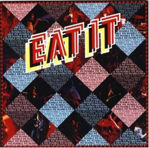 Cover - Humble Pie: Eat It