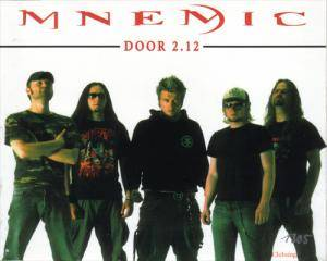 Cover - Mnemic: Door 2.12