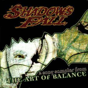 Cover - Shadows Fall: 2 Song Sampler From The Art Of Balance