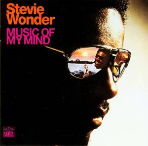 Cover - Stevie Wonder: Music Of My Mind