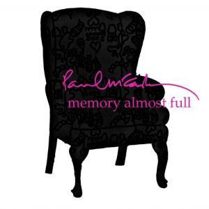 Paul McCartney: Memory Almost Full - Cover
