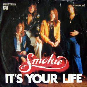 Smokie: It's Your Life - Cover
