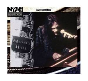 Neil Young: Live At Massey Hall 1971 - Cover