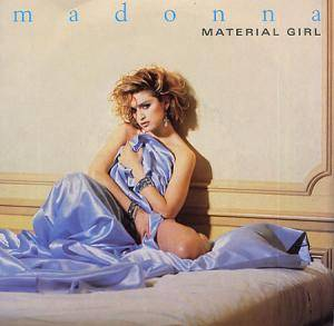 Madonna: Material Girl - Cover