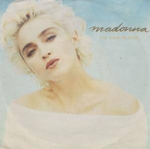 Madonna: Look Of Love, The - Cover