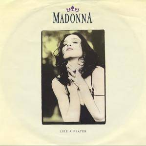 Madonna: Like A Prayer - Cover