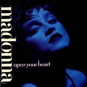 Madonna: Open Your Heart - Cover