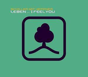 Schiller Mit Heppner: Leben... I Feel You (Single-CD) - Bild 1