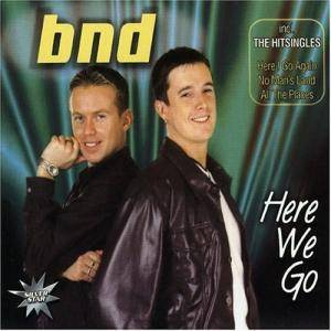 Cover - BND: Here We Go