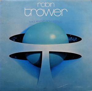 Robin Trower: Twice Removed From Yesterday - Cover