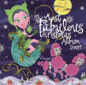 Most Fabulous Christmas Album Ever, The - Cover