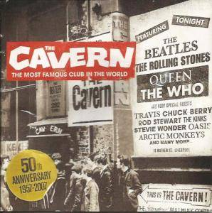 Cover - Big Three, The: Cavern, The