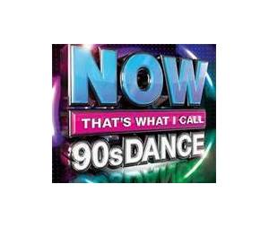 NOW That's What I Call 90s Dance - Cover
