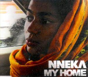 Cover - Nneka: My Home