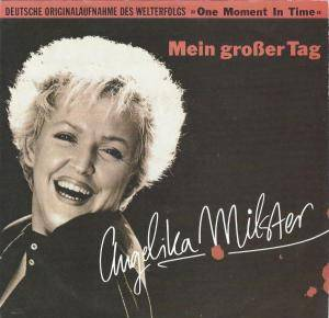 Cover - Angelika Milster: Mein Großer Tag