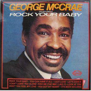 Cover - George McCrae: George McCrae Featuring Rock Your Baby