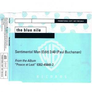 Cover - Blue Nile, The: Sentimental Man