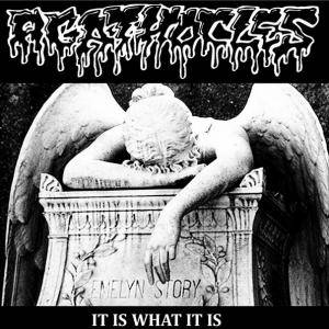 Agathocles: It Is What It Is - Cover