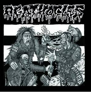 Agathocles: Agathocles / Rust - Cover