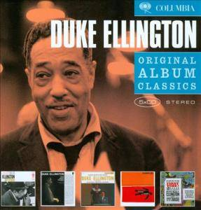 Cover - Duke Ellington: Original Album Classics
