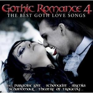 Gothic Romance 4 - The Best Goth Love Songs - Cover