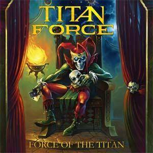 Titan Force: Force Of The Titan - Cover