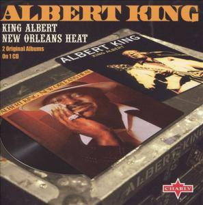 Cover - Albert King: King Albert/New Orleans Heat