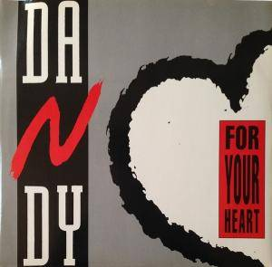Cover - Dandy: For Your Heart