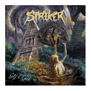 Striker: City Of Gold - Cover