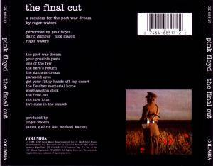 Pink Floyd: The Final Cut (CD) - Bild 4
