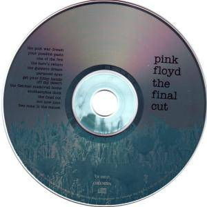 Pink Floyd: The Final Cut (CD) - Bild 5