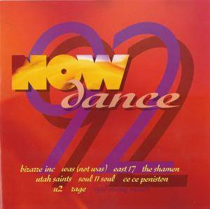 NOW Dance 92 - Cover