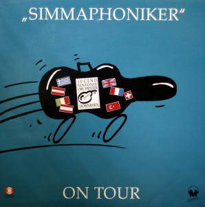"Cover - Charles Gounod: ""Simmaphoniker"" On Tour"