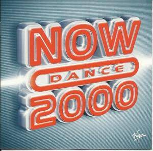 NOW Dance 2000 - Cover
