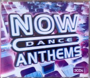 NOW Dance - Anthems - Cover