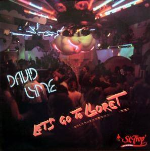 Cover - David Lyme: Let's Go To Lloret