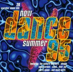 Cover - Shaggy Feat. Rayvon: NOW Dance 95 - Summer 95