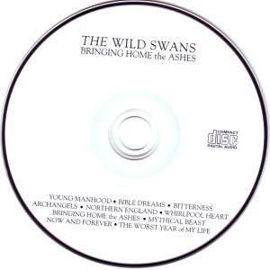 The Wild Swans: Bringing Home The Ashes (CD) - Bild 4