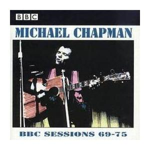 Michael Chapman: BBC Sessions 69-75 - Cover