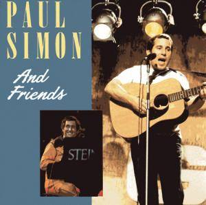 Paul Simon And Friends - Cover